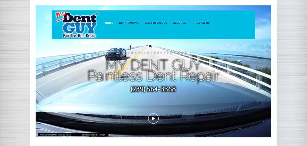 Image: Call My Dent Guy, Akin IT Services